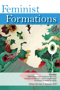 Feminist Formations 28.2 cover