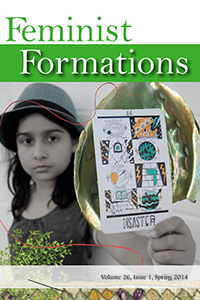 Feminist Formations 26.1 cover