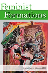 Feminist Formations 26.2 cover