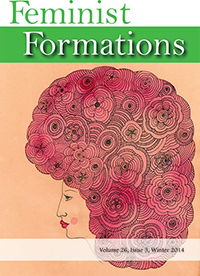 Feminist Formations 26.3 cover
